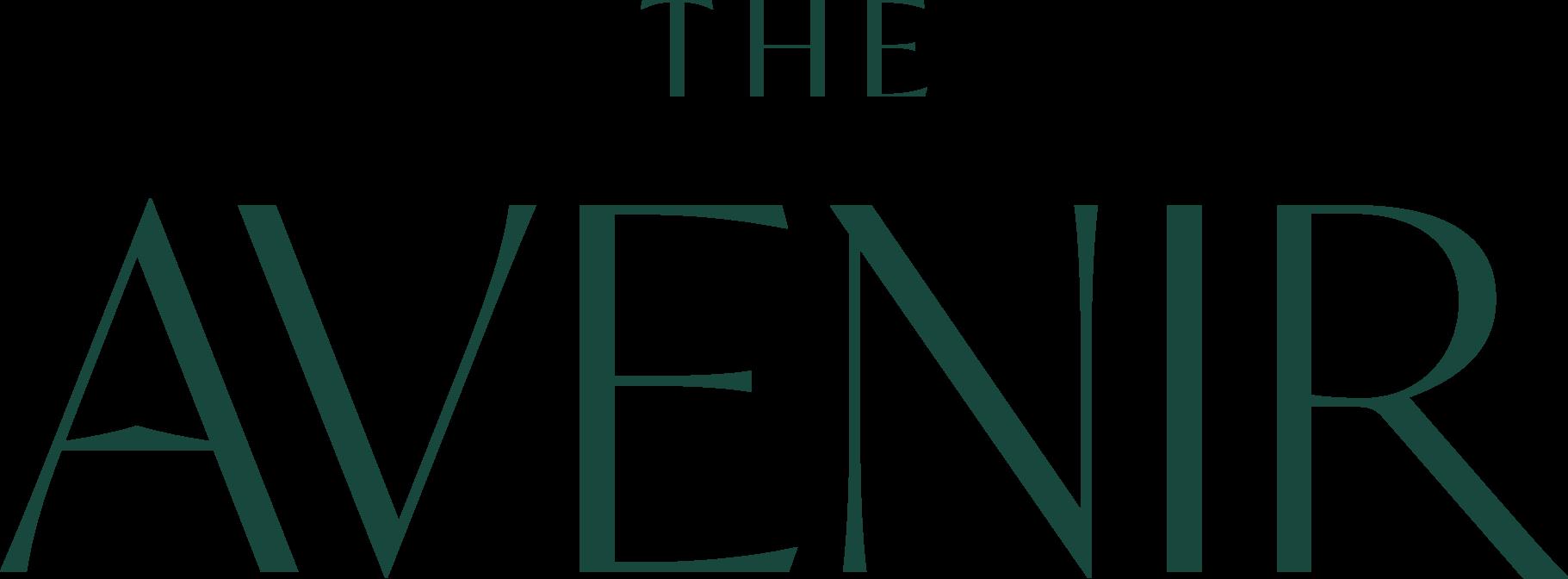 The Avenir Logo Singapore